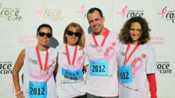 SoftRock, Inc at Komen Central Florida Race for the Cure